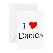 Danica Greeting Cards (Pk of 10)