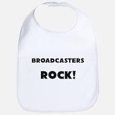 Broadcasters ROCK Bib