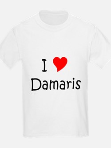 Cute Damaris T-Shirt