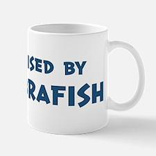 Raised by Zebrafish Mug