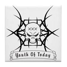 Straight Edge Youth of Today Tile Coaster