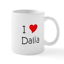 Funny Dalia Mug