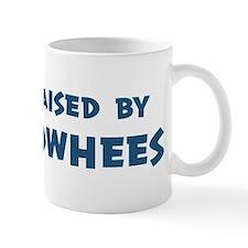 Raised by Towhees Mug