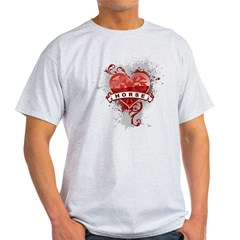 Heart Horse T-Shirt