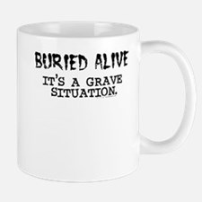 Buried Alive Mug