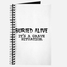 Buried Alive Journal