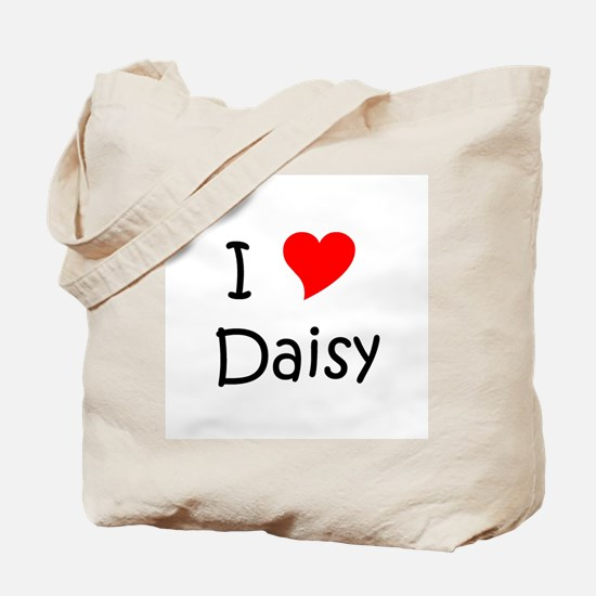 Cool Daisy Tote Bag