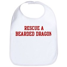Rescue Bearded Dragon Bib