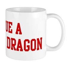 Rescue Bearded Dragon Mug