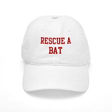 Rescue Bat Baseball Cap