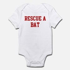 Rescue Bat Infant Bodysuit