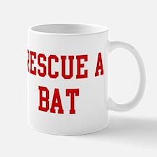 Rescue Bat Mug