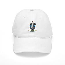 Harley midlife crisis birthday Baseball Cap
