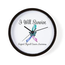 Thyroid Cancer Survive Wall Clock