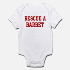 Rescue Barbet Infant Bodysuit