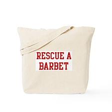 Rescue Barbet Tote Bag