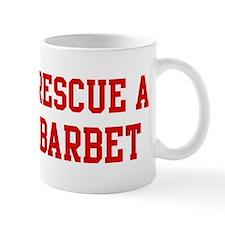 Rescue Barbet Mug
