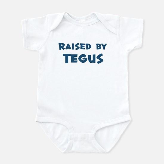 Raised by Tegus Infant Bodysuit