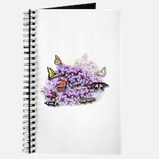 Tiger Swallowtail Butterfly & Lilacs Journal