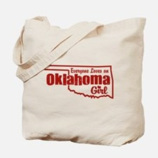Oklahoma Girl Tote Bag