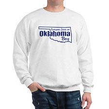 Oklahoma Boy Sweatshirt