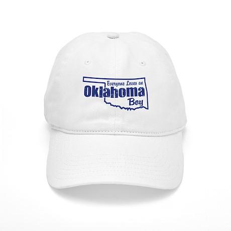 Oklahoma Boy Cap