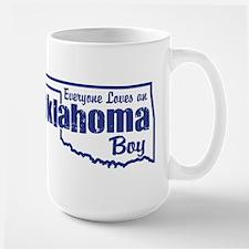 Oklahoma Boy Mug