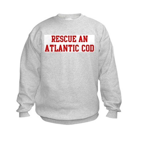 Rescue Atlantic Cod Kids Sweatshirt