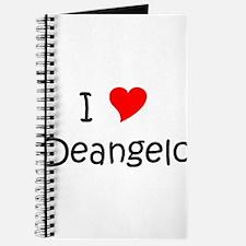 Funny Deangelo Journal