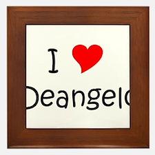 Deangelo Framed Tile