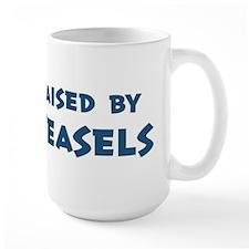 Raised by Weasels Mug