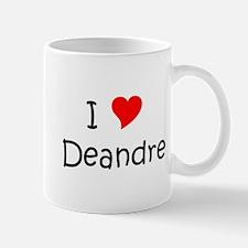Cute Deandre Mug