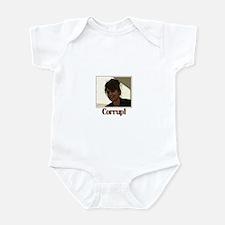 Palin corrupt Infant Bodysuit
