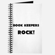 Book Keepers ROCK Journal