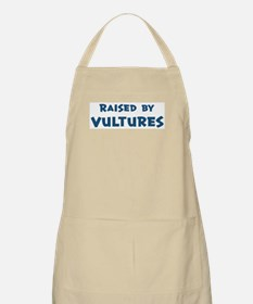 Raised by Vultures BBQ Apron