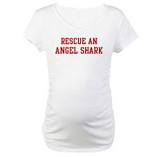 Rescue Angel Shark Shirt