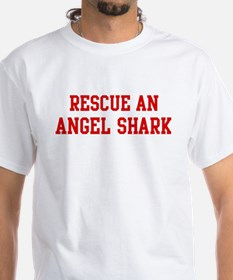 Rescue Angel Shark Shirt