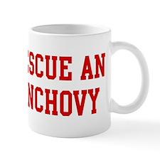 Rescue Anchovy Mug