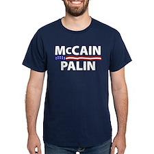 McCain-Palin Stars+Stripes T-Shirt