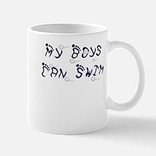 My Boys Can Swim Mug