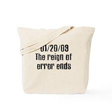 Reign of Error Tote Bag