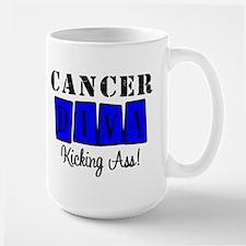Cancer Diva (Blue) Mug