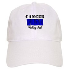 Cancer Diva (Blue) Hat