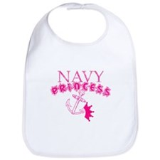 Cute Support our troops Bib