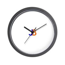 JBlogger Wall Clock