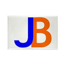 JBlogger Rectangle Magnet