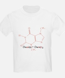 Chocolate Is Chemistry T-Shirt