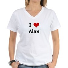 I Love Alan Shirt