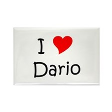 Dario Rectangle Magnet