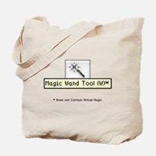Magic Wand Tool Tote Bag